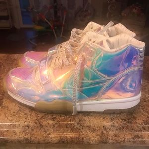 Nike Shoes   Nike Holographic Super